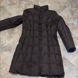 Michael Kors down coat small